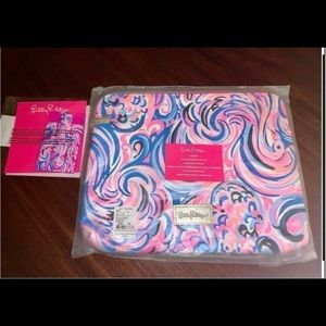 NWT Lilly Pulitzer Bundle Phone Card Case & Pouch